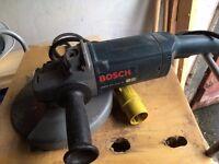 Bosch 110 v Grinder