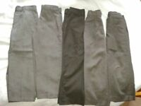 boys school trousers age 4 - 5