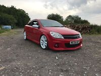 Stage 3 Astra VXR FORGED REBUILD + NEW GEARBOX 4k on engine just been painted 300+bhp