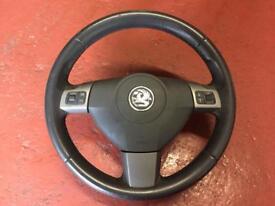 Vauxhall Astra H Steering Wheel