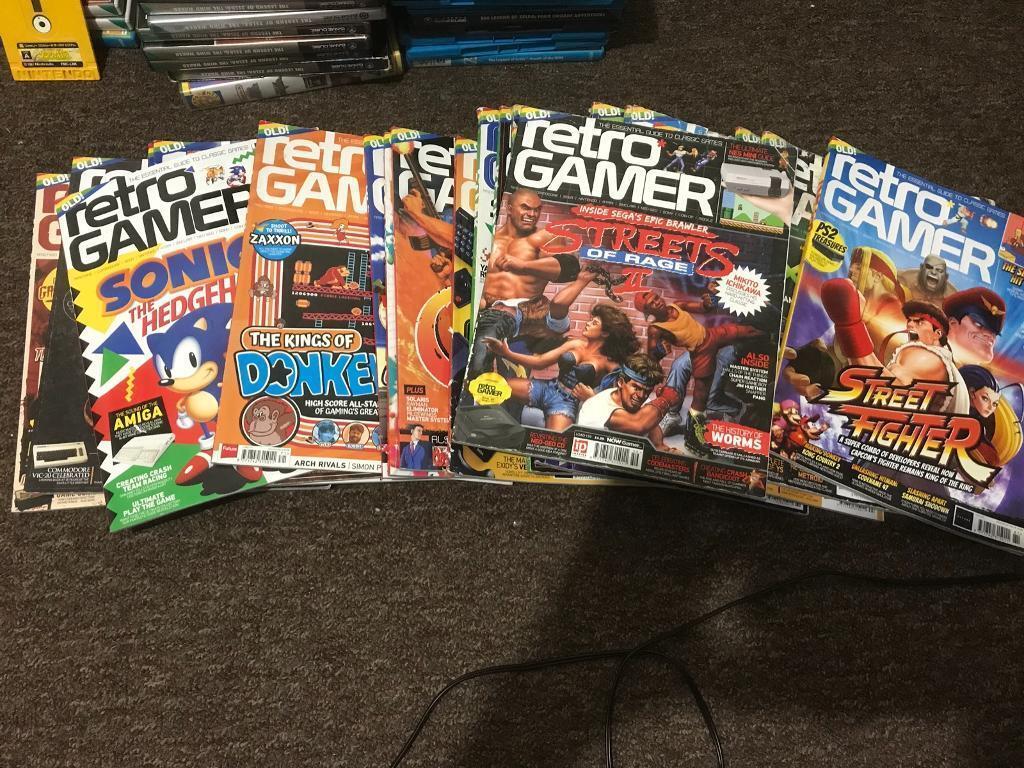 Retro gamer magazine | in Willington, County Durham | Gumtree