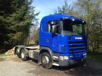 Scania 4Series 470 124G Tag