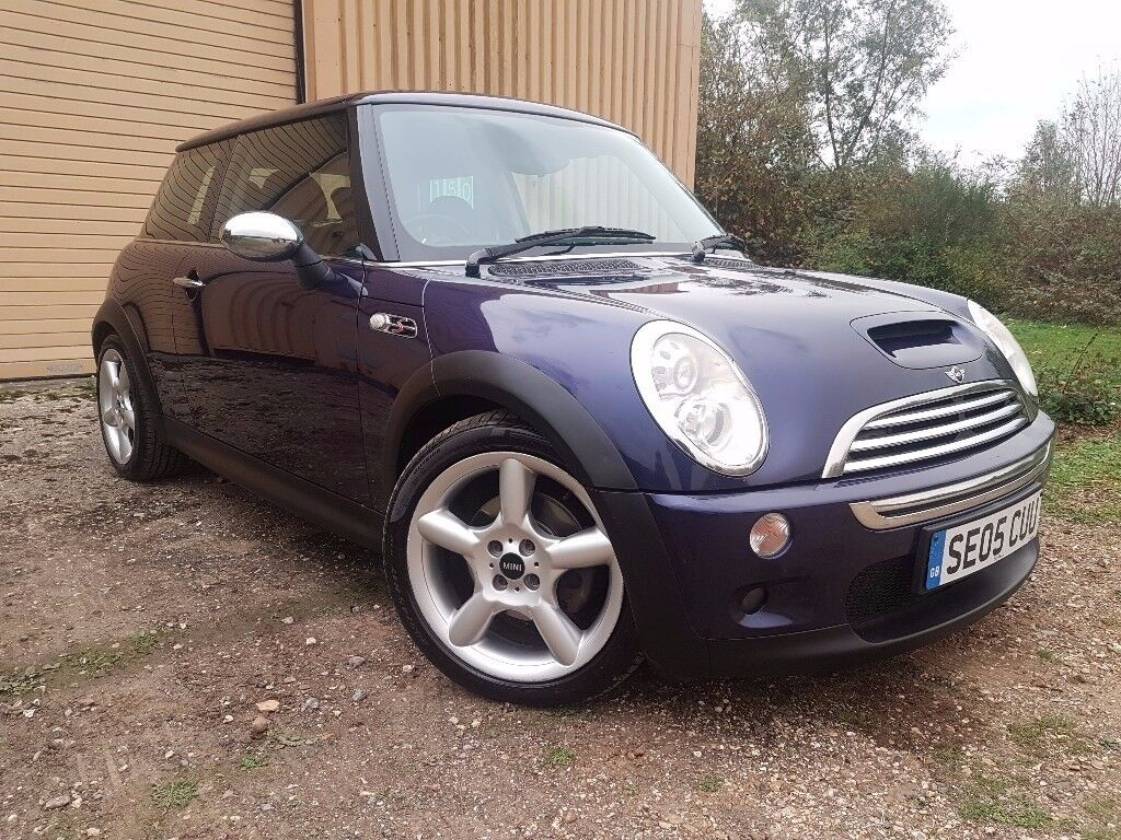 MINI Hatch 1.6 Cooper S 3dr£2,350 p/x welcome *FSH*LONG MOT*3MTS WARRANTY*