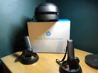 HP Windows Mixed Reality Headset VR1000 Virtual Reality headset - Works with SteamVR