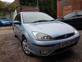 Diesel Ford Focus, Full MOT with no advisory, No dents or scratches, drives beautifully, alloys
