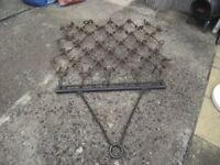 Chainlink harrows,three way,very little use