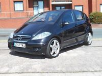 57 MERCEDES A170 *** AUTOMATIC *** LOW MILES