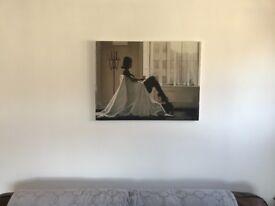 Jack Vettriano Canvas prints.