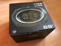 """Vibe Slick 6x9"""" 420W Speakers"""