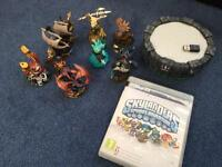 Skylanders portal, game and characters for PS3