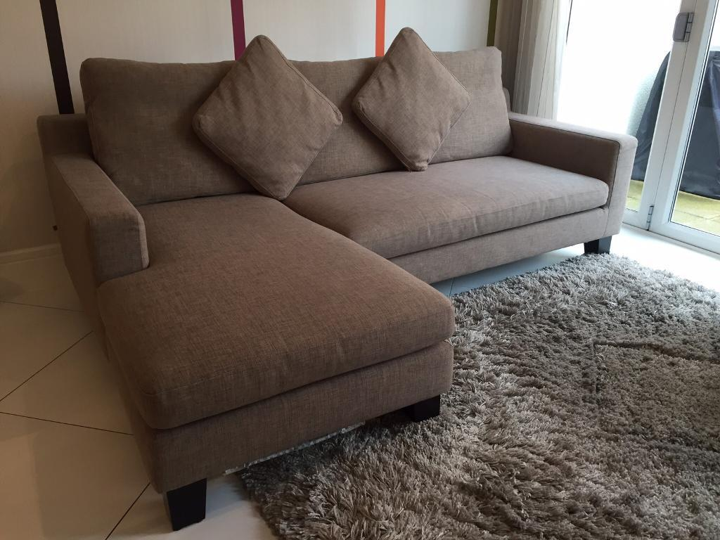 dwell ankara corner sofa in garforth west yorkshire gumtree