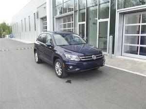 2013 Volkswagen Tiguan 2.0 TSI Comfortline (A6)