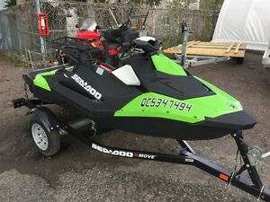 2016 Sea-Doo/BRP spark 900 ho 3 place