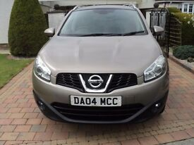 Nissan Qashqai N-TEC + IS DCI 1.6l colour front rear and side cameras