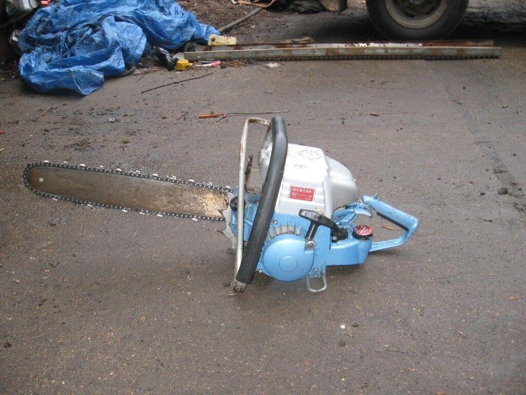 vitage danarm 110 automatic chain saw