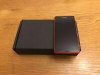 Sony Xperia Z3 Compact - Orange