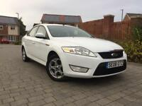 2008 white Ford mondeo 2.0tdci *part ex welcome*