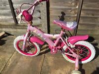 FREE Princess Bike