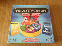 NEW Trivial Pursuit Family Edition RRP £30.00