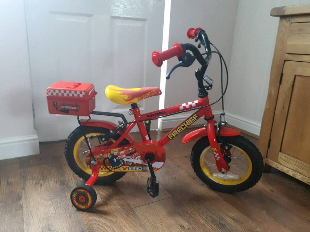 12 inch Firechief Bike