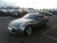 2006 06 NISSAN 350 Z 3.5 V6 3D 277 BHP **** GUARANTEED FINANCE **** PART EX WELCOME ****