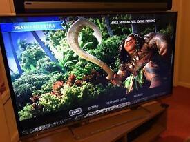 Panasonic 47 inch 3D led smart tv.