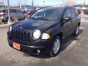 2010 Jeep Compass SPORT...SUPER LOW KMS..4X4..FOR ONLY $136 B/W!