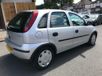 Corsa 1.0 2004 Only 73,000 miles