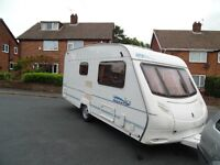 2004 ACE ARISTOCRAT 480 TOURING 2 BERTH EXCELLENT CONDITION INSIDE/OUT CRIS CHECKED ONE OWNER