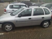 Vauxhall Corsa Breeze 1.4 for sale