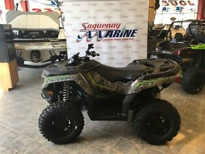 2017 arctic cat Alterra 700 XT