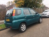 2003 SUZUKI IGNIS 1.3 LOW MILEAGE AT 39.000 1 OWNER SINCE NEW