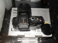 Panasonic Lumix G3 micro 4/3 digital camera boxed with lens and all accessories