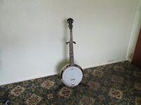 5 string banjo, Tanglewood