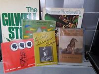 selection of books covering the history of Scouting.
