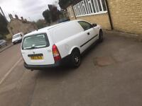Vauxhall Astra van 03 plate