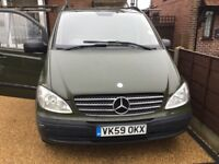 Mercedes Vito for sale priced to sell