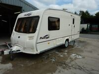 Bailey Pageant Monarch Series 5 Touring Caravan