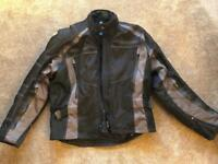 Frank Thomas Motorcycle Jacket L