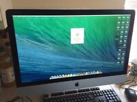 imac 27 slim late 2013 16gb ram 1tb hard drive