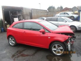 Seat Ibiza FR Technology TSI 1.2 Petrol 2016 breaking for spares Wheel Nut 15k