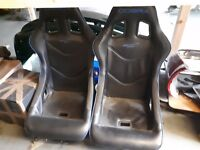 Cobra bucket seats