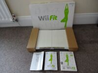 Boxed Official Nintendo Wii Fit board.