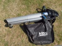 MacAllister MBV 3000 Leaf Blower & Vac