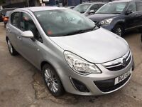 Vauxhall Corsa 1.2 i 16v SE 5dr (a/c)£3,285 p/x welcome FREE 1 YEAR WARRANTY,NEW MOT