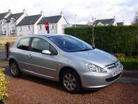 Peugeot 307 1.4L 71000 miles