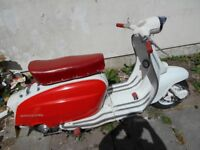LAMBRETTA LI 125 SERIES 3 1965 REDY TO GO