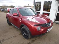 NISSAN JUKE - AO12DFP - DIRECT FROM INS CO