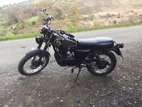 Herald motorcycles xf 125