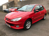 Peugeot 206 1.1 Sport 5dr - 2005, 2 Owners, July 2018 MOT, Private Plate, Drives Well, PX To Clear!